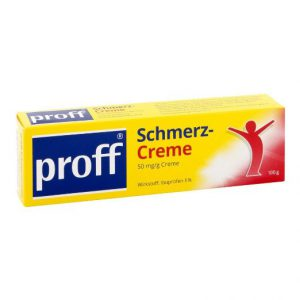 Dolorgiet Profi Schmerzcreme