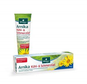 Kneip Arnik Kühlgel Schmerzgel Test